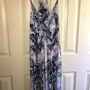 Willi Smith Maxi Dress